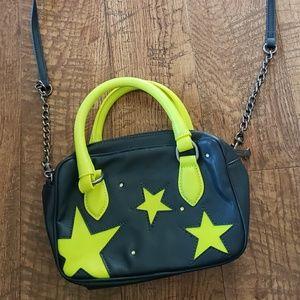 Vera Wang Princess small leather purse handbag
